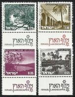 1973Israel598x-601xLANDSCAPES OF ISRAEL 5,00 € - Nuevos (con Tab)