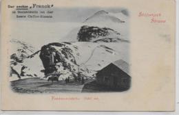 AK 0307  Stilfserjoch-Strasse - Ferdinandshöhe / Verlag Würthle & Sohn Um 1900-1910 - Bolzano
