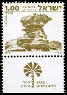 1977Israel720yILANDSCAPES OF ISRAEL   Ph11,50 € - Nuevos (con Tab)