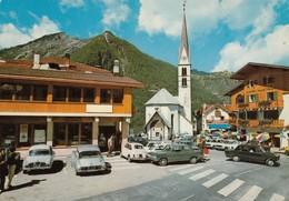 CITROEN DS-21-23-+ RENAULT-AUTO-CAR-VOITURE-COCHE-ALLEGHE-BELLUNO-ITALIA- VERA FOTOGRAFIA VIAGGIATA IL 2-7-1979 - Turismo