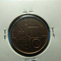 Czech Republic 10 Korun 1993 - Tsjechië