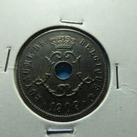 Belgium 25 Centimes 1909 - 05. 25 Centimes
