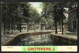 SNEEK Grootzand  Ca 1915 - Sneek