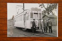 Reproduction Tram - Zandvliet 20-5-1960 (de Backer) - Non Classés