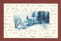 DAVOS - Frauenkirch - 1911 - GR Graubünden