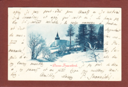 DAVOS - Frauenkirch - 1911 - GR Grisons