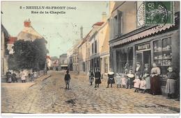 NEUILLY-SAINT-FRONT : Rue De La Chapelle - Tres Bon Etat - Autres Communes