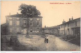 TRIAUCOURT : Le Mairie - Tres Bon Etat - Sonstige Gemeinden