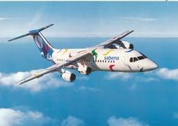 CP - Avion - Vliegtuig - Sabena - Avro RJ100 - OO-DWD - Autres