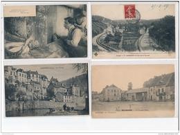Lot De 72 CPA  De A à D (petites Villes Et Villages) (dont Scènes Animées) - Bon Etat Général - France