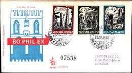 13235a)F.D.C.SAN Marino      Mostra Filatelica Di Bologna - 25 Novembre 1961 - FDC