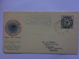 AUSTRALIA 1964 - Storia Postale