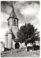CPSM   12      LA TERRISSE       1965      L EGLISE - Autres Communes