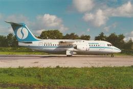 CP - Avion - Vliegtuig - Sabena - Avro (BAe 146-200) - OO-DJD - Autres