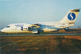 CP - Avion - Vliegtuig - Sabena - Avro (BAe 146-200) - OO-DJH - Autres