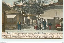 Roumanie - ORSOVA - Ada-Kaleh - Bazar - Rumänien