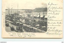 PORTO ALEGRE -Embarque Da Doca - Porto Alegre