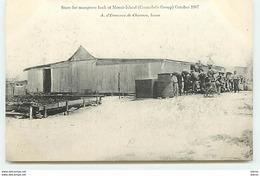 SEYCHELLES - Store For Mangrove Bark At Menai-Island (Cosmoloedo Group) October 1907 - Seychelles