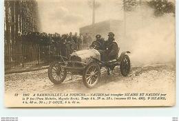 A Rambouillet, La Fourche - Naudin Fait Triompher Sizaire Et Naudin Pour La 2ème Fois ... - Sport Automobile