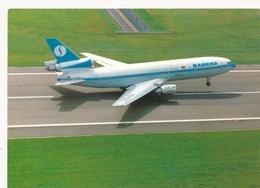 CP - Avion - Vliegtuig - Sabena - McD Douglas DC-10-30CF - OO-xxx - Autres