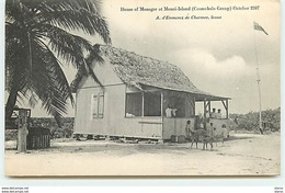 SEYCHELLES - House Of Manager At Menia-Island (Cosmoledo Group) - Seychelles
