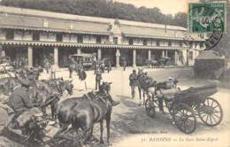 Bayonne - Animée, La Gare Du Saint-Esprit - Bayonne