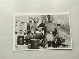 Original Postkarte AK Wehrmacht - Mezclas