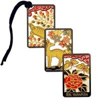 Hanafuda Bookmark Stain Glass Style - Libros, Revistas, Cómics