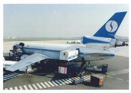 CP - Avion - Vliegtuig - Sabena - McD Douglas DC-10 - OO-SLE - Aviazione