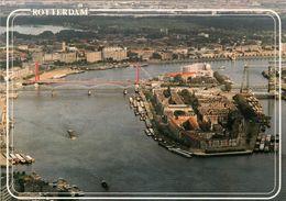 1 AK Niederlande * Blick Auf Die Insel Noordereiland, Sie Liegt Im Fluß Nieuwe Maas Im Stadtteil Feijenoord In Rotterdam - Rotterdam