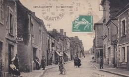 SABLE-sur-SARTHE , Rue Saint Nicolas (( Lot 389 )) - Sable Sur Sarthe