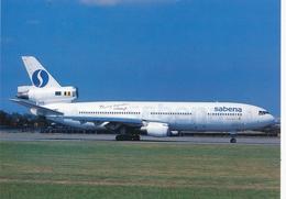 CP - Avion - Vliegtuig - Sabena - McD Douglas DC-10 - OO-SLG - Autres
