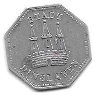 *notgeld  Dinslaken 10 Pfennig 1919 Zn   2904.4 / F99.3 - [ 2] 1871-1918 : Empire Allemand