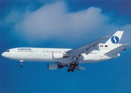 CP - Avion - Vliegtuig - Sabena - McD Douglas DC-10 - OO-SLH - Autres