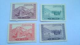 China 1952 - 1949 - ... República Popular