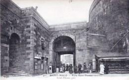 35 - Ille Et Vilaine - SAINT MALO  - Porte Saint Thomas - Saint Malo