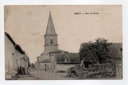 - CPA BUZY (64) - Rue Sur Ornes 1907 - Edition Dauchy - - Frankrijk
