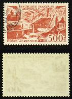 N° PA 27 Oblit VUES DES VILLES MARSEILLE TB Cote 7€ - 1927-1959 Gebraucht