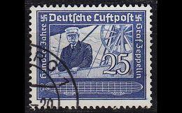 GERMANY REICH [1938] MiNr 0669 ( O/used ) Flugzeug - Oblitérés
