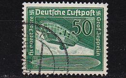 GERMANY REICH [1938] MiNr 0670 ( O/used ) Flugzeug - Oblitérés
