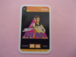 STAR WARS QI'RA LECLERC CARTE N°87 - Star Wars