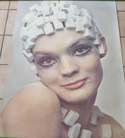 VIEILLE AFFICHE FEMME SUCRE - POSTER - Afiches