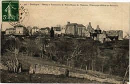 CPA Dordogne - Bourg Et Sanctuaire De Notre Dame De Temniac (232825) - Frankreich