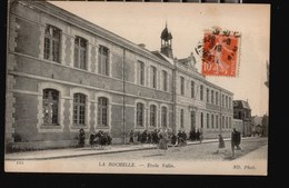 CPA053....LA ROCHELLE ...ECOLE VALIN - La Rochelle