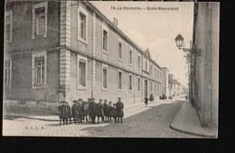 CPA054....LA ROCHELLE ...ECOLE BOMPLAND - La Rochelle