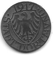 *notgeld  Dortmund 5 Pfennig 1917 Zn   3047.1 / F 103.1a - Autres