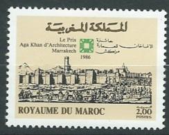 Maroc - Yvert N° 1015 **      -    Aab 23701 - Marruecos (1956-...)