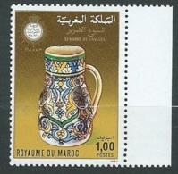 Maroc - Yvert N° 1030 **      -    Aab 23703 - Marruecos (1956-...)