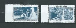 Maroc - Yvert N° 1026  / 1027  **    ( 2 Timbres )    -    Aab 23709 - Marruecos (1956-...)