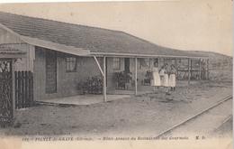 POINTE DE GRAVE (GIRONDE) HOTEL ANNEXE DU RESTAURANT DES GOURMETS - France